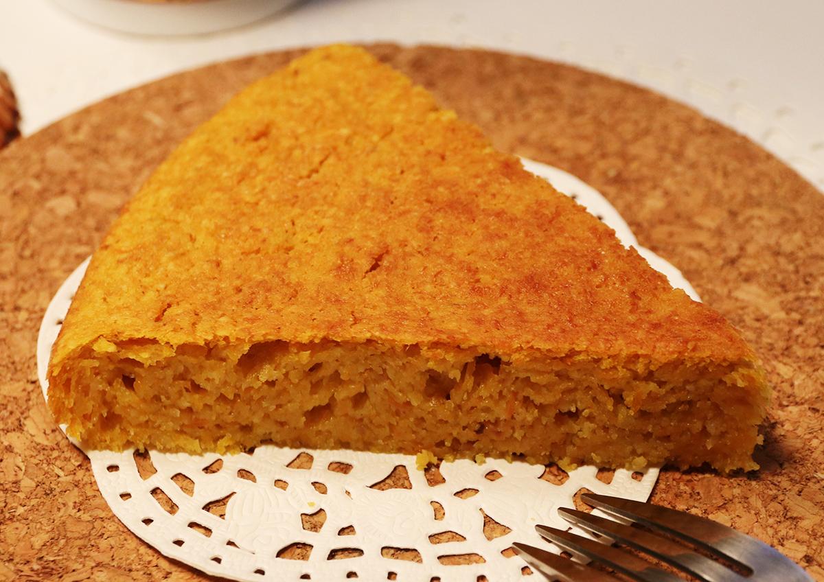 Carrot-Nut cake