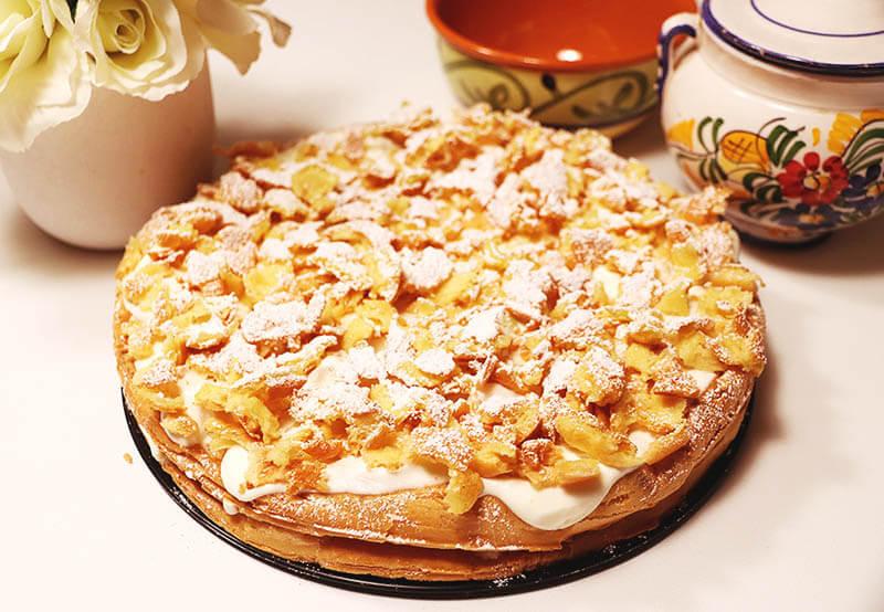 Flake pie