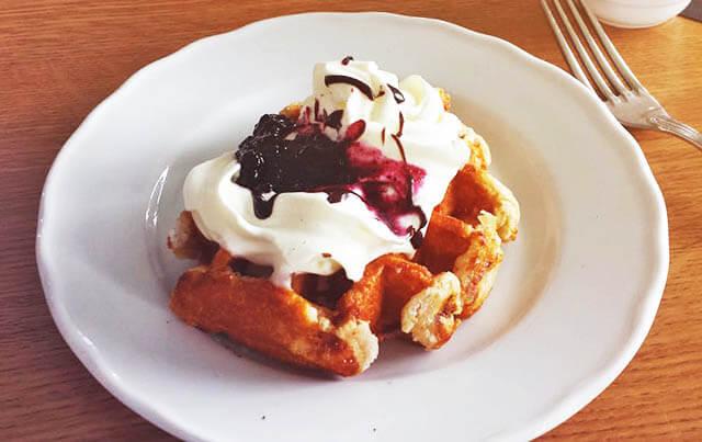 Thick Li�ge Waffles